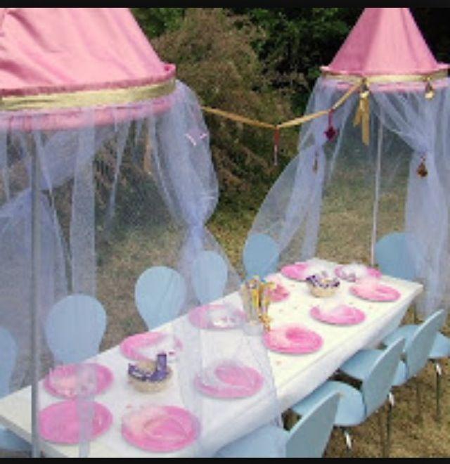 Princess table setting | Dream | Pinterest | Birthdays, Princess ...
