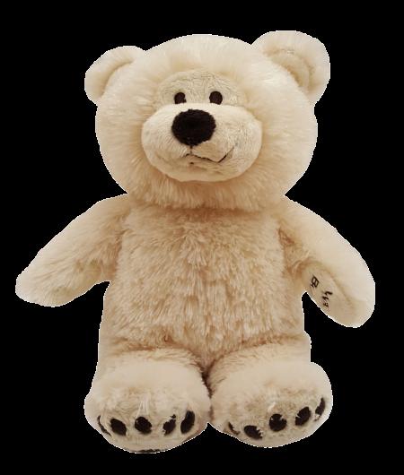Warm buddy baby bear