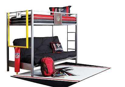 Twin Futon Loft Bed