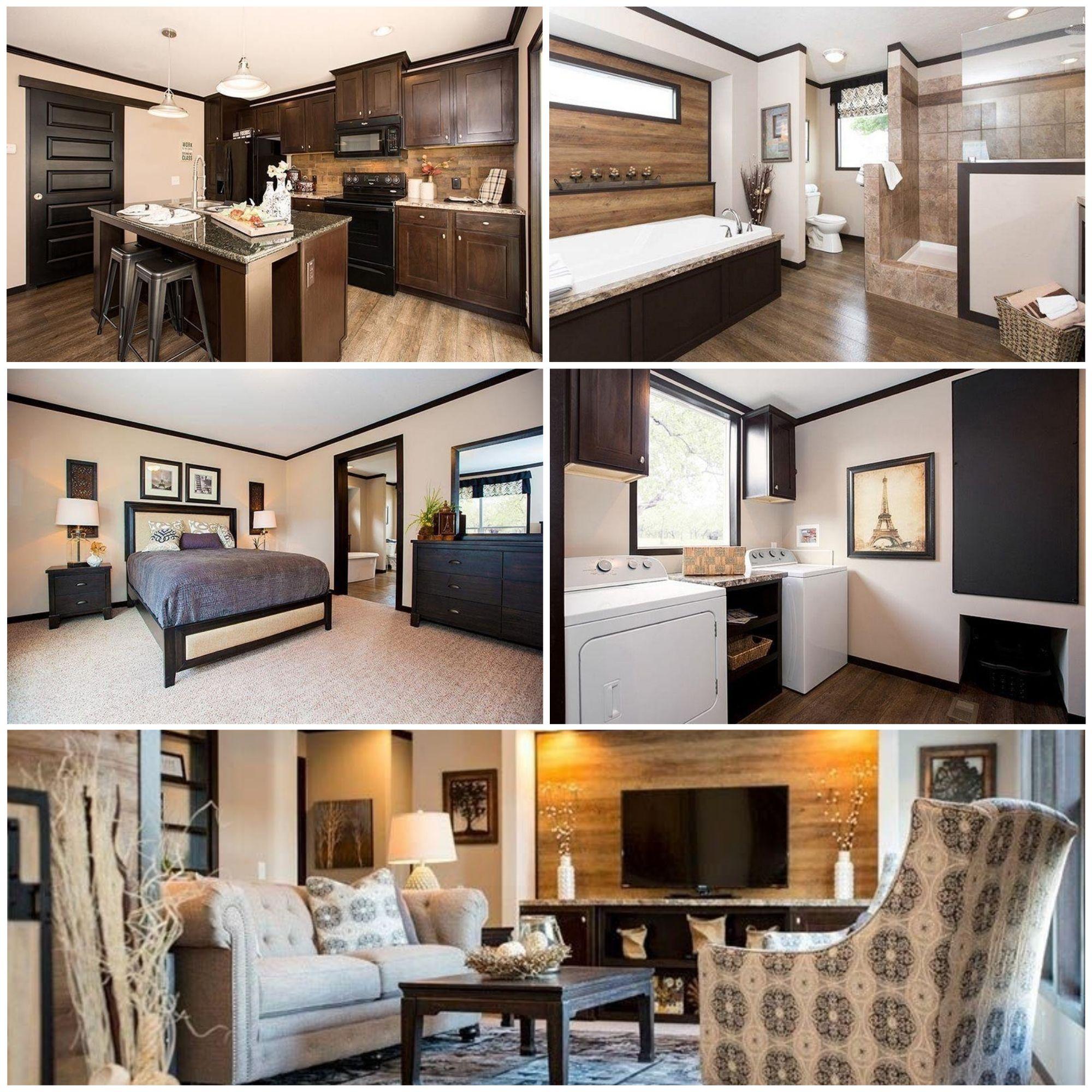 Cmh Patriot Par28563a 3 Bedroom Double Wide For Sale Home The Patriot Mobile Home Mobile Home
