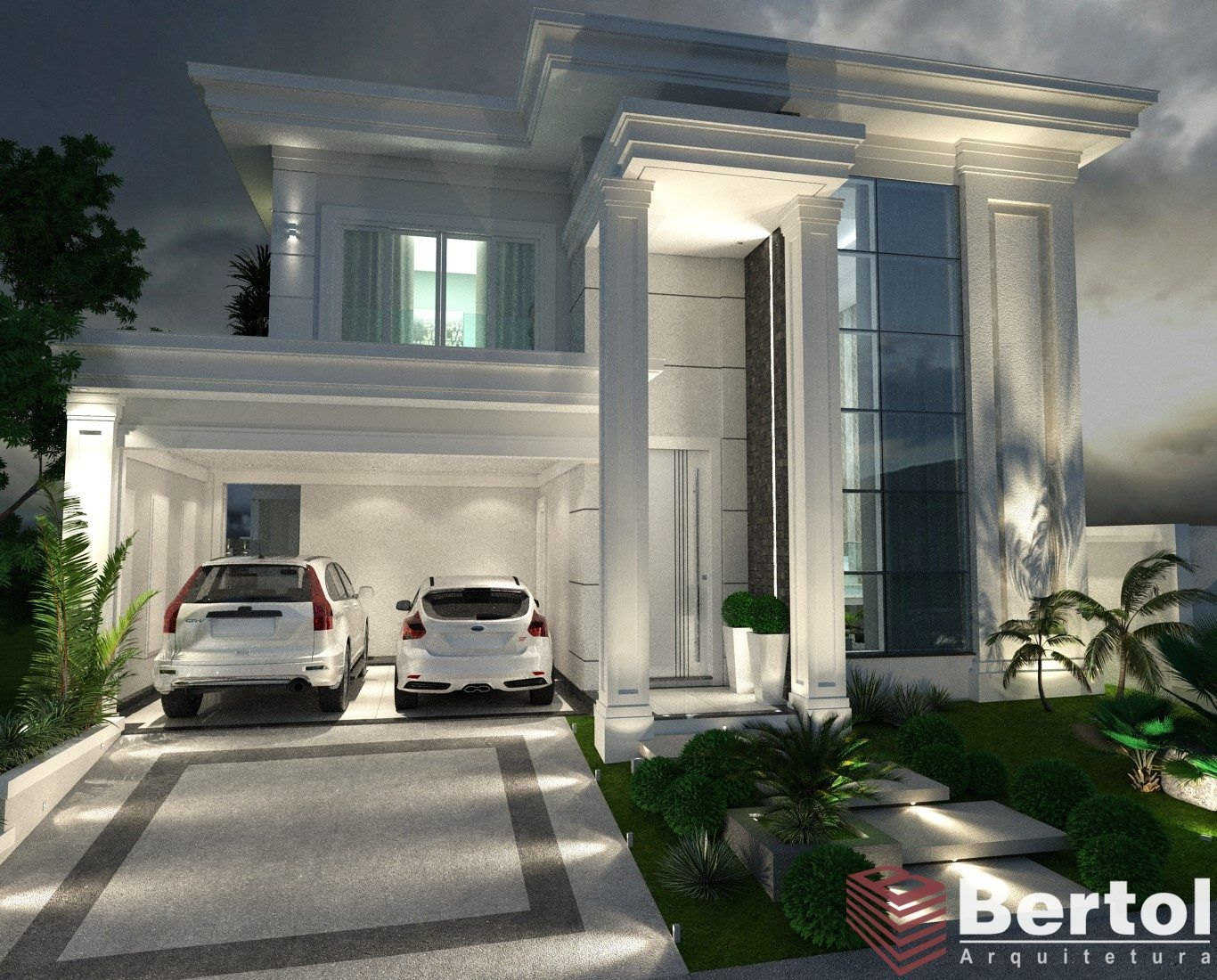 Bertol arquitetura projetos sobradosml also best sl house images in rh pinterest
