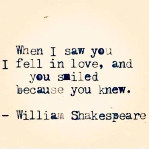 -William Shakespeare #quote