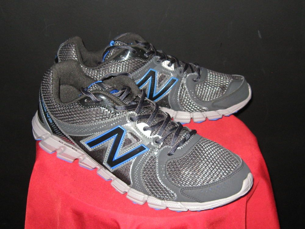 Mens New Balance 750 v2 Running Sneakers Size 12.5 D Black/Gray #NewBalance…