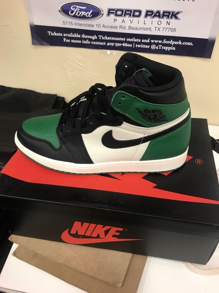 Size Air 5 Retro High Og Jordan 1 10 Pine Nike Green WDHIE29Y