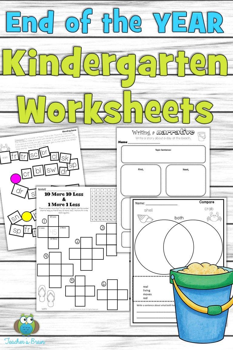 Kindergarten Summer Worksheets Education Math Kindergarten Summer Worksheets Kindergarten Review Worksheets [ 1152 x 768 Pixel ]