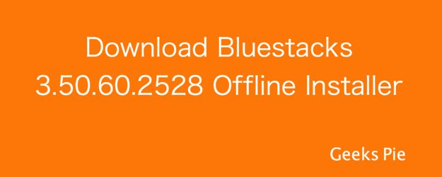 Recently developers behind Bluestacks updated it to version