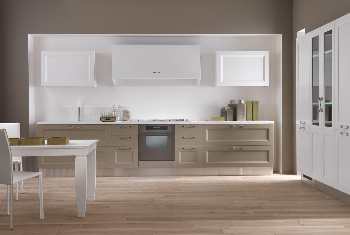 Emejing Cucine Rovere Sbiancato Moderne Gallery - Ideas & Design ...