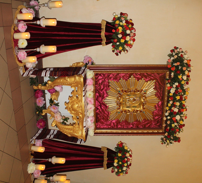 В Архикатедральному Соборі св. Юра виставлено для почитання ікону Почаївської Божої Матері