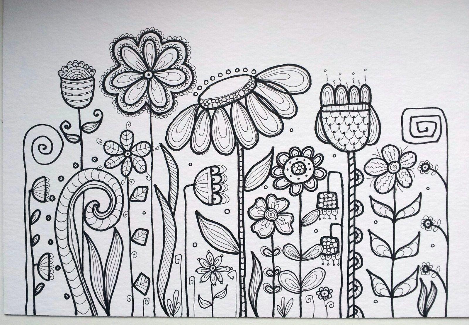 заставки картинки декоративные раскраски моноблоке