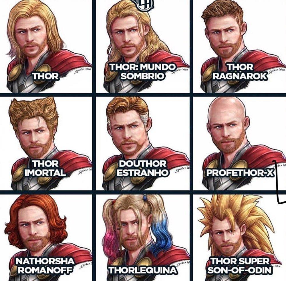 27 Thor Ragnarok Memes That Are Hela Hilarious Memes Marvel Memes De Superheroes Chistes De Marvel