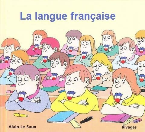 La #langue #francaise ;-)