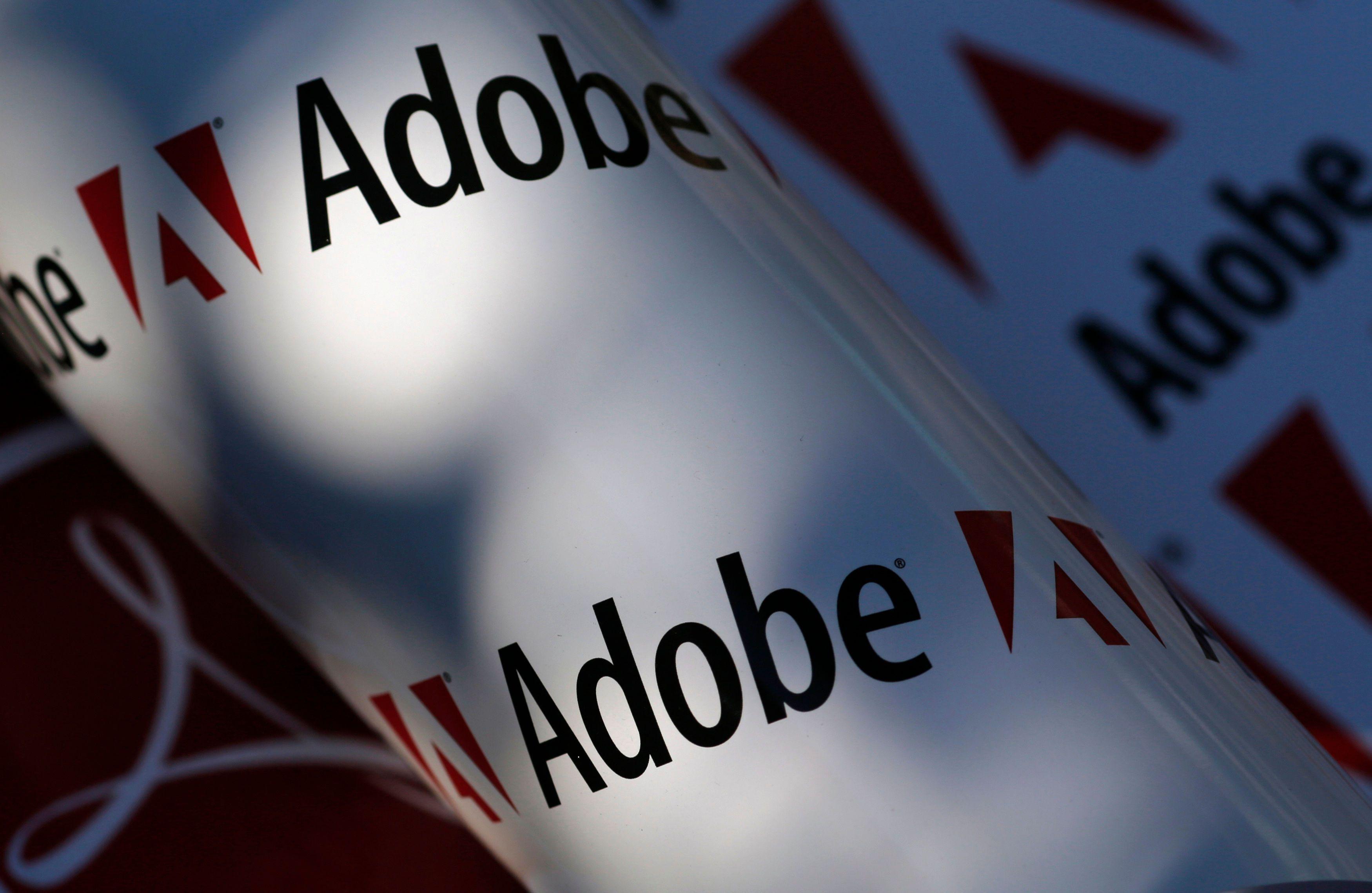 Adobe's Creative Cloud fuels profit beat, shares surge
