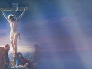 Download Crucifixion Of Jesus Christ Christian Powerpoint