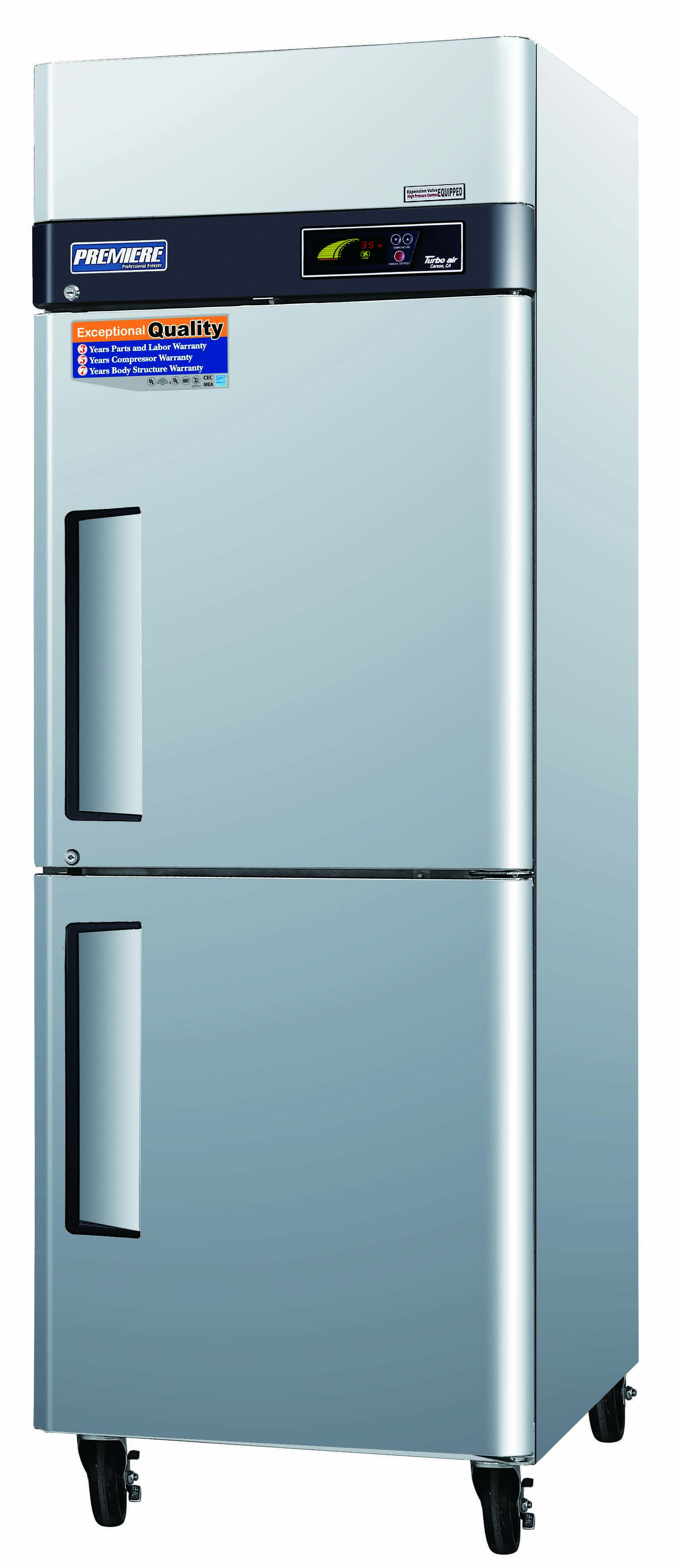 26 Cu. Ft ; 2 Doors Available for Freezer and