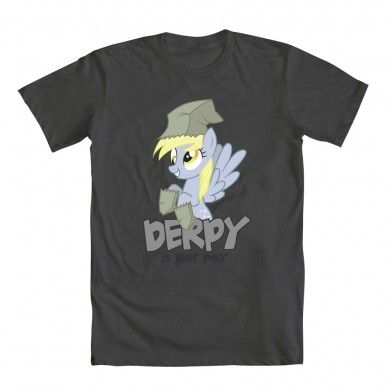 Derpy is so awesome, and I love her so much it's wrong.