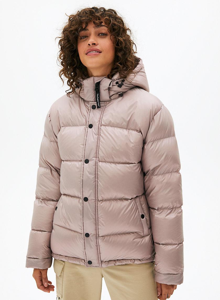 The Super Puff Puffer Jacket Style Puffer Jackets Fashion [ 1147 x 840 Pixel ]