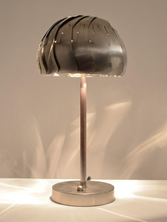 Involution Table Lamp From Avant Garde Lighting Interior