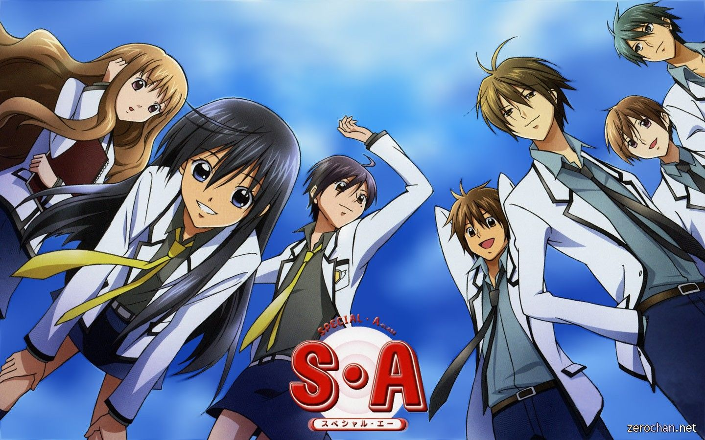 Batam, Indonesia Special a anime, Romantic comedy anime