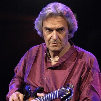 John McLaughlin (Mahavishnu Orchestra) was born today in 1942