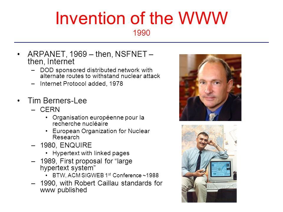 Invention of the Internet - - Yahoo Image Search Results ...