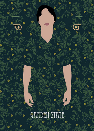 Garden State 2004 Minimal Movie Poster By Sunyoung Amusementphile
