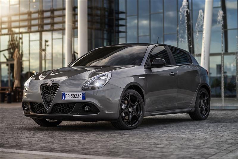 2019 Alfa Romeo Giulietta Nero Edizione Black Edition Alfa Romeo
