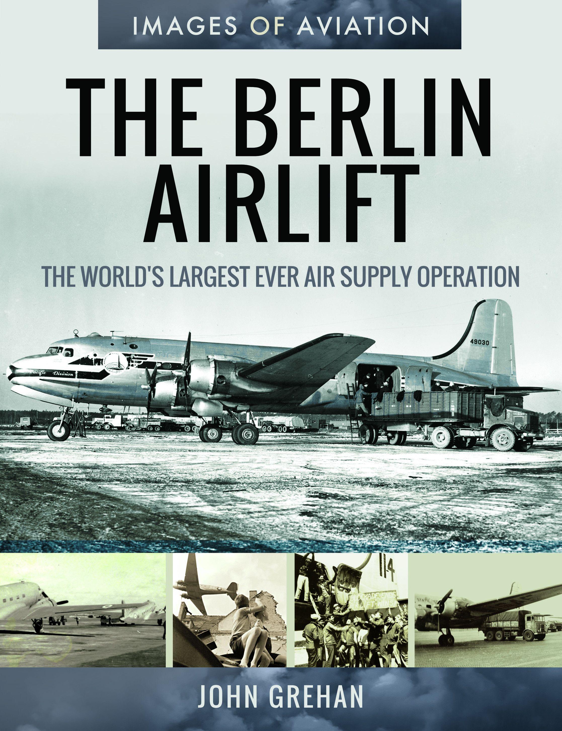 The Berlin Airlift Berlin, Royal australian air force