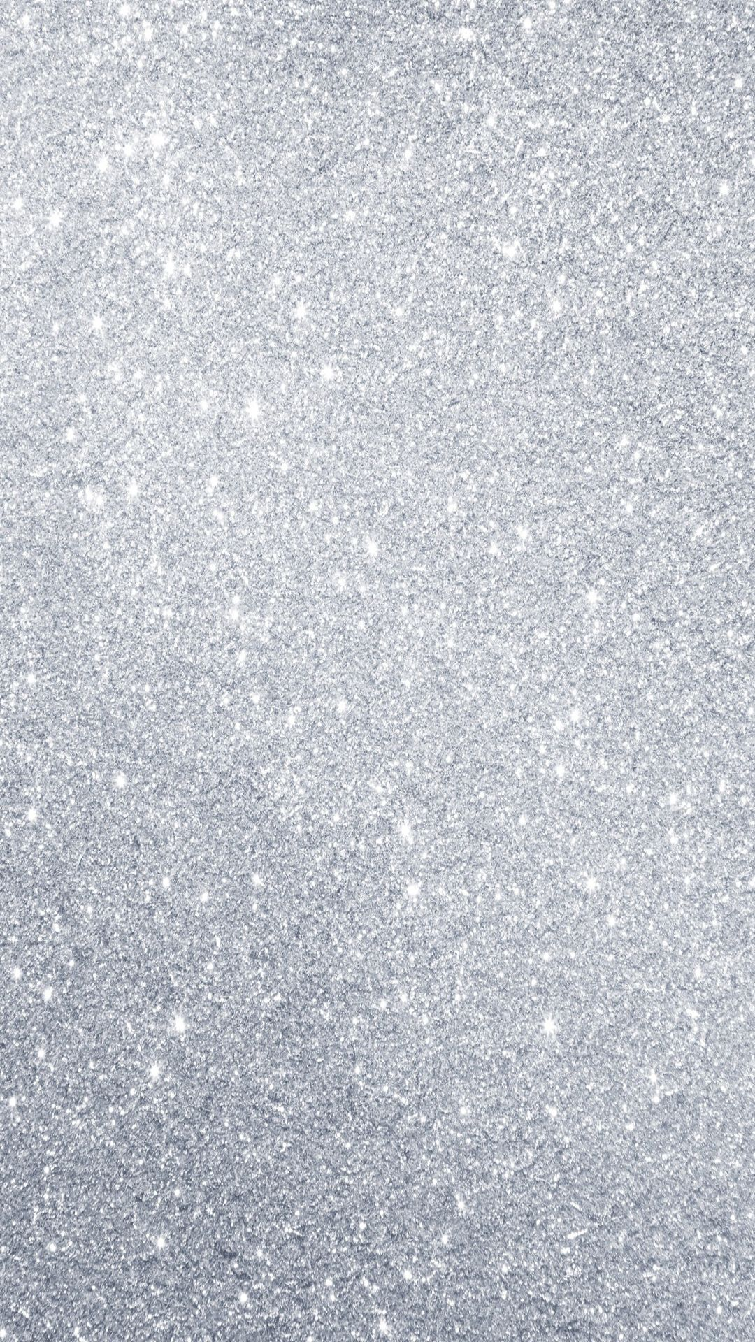 silver sparkly glitter background wallpaper Grey