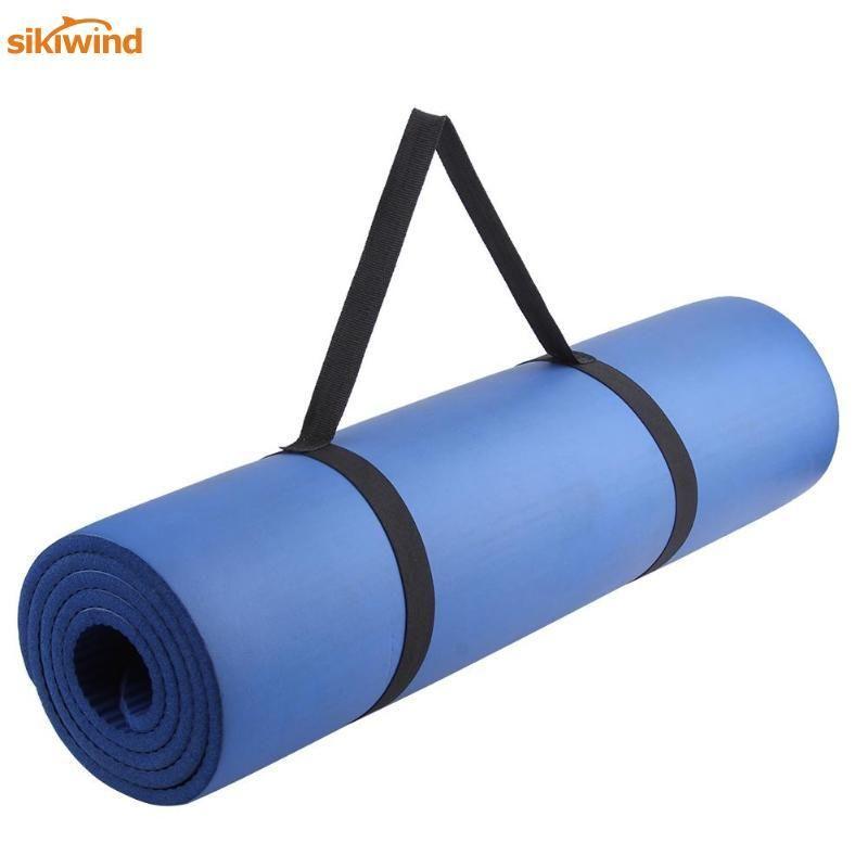Adjustable Yoga Mat Strap Fitness Carry Belt Carrier Sling Sports Gym Shoulder