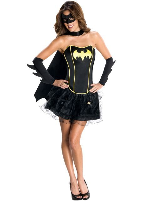Batgirl Corset for Women - Party City Canada Party City costumes - party city store costumes