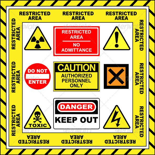 Warning Signs Sign Design Warning Signs Signs