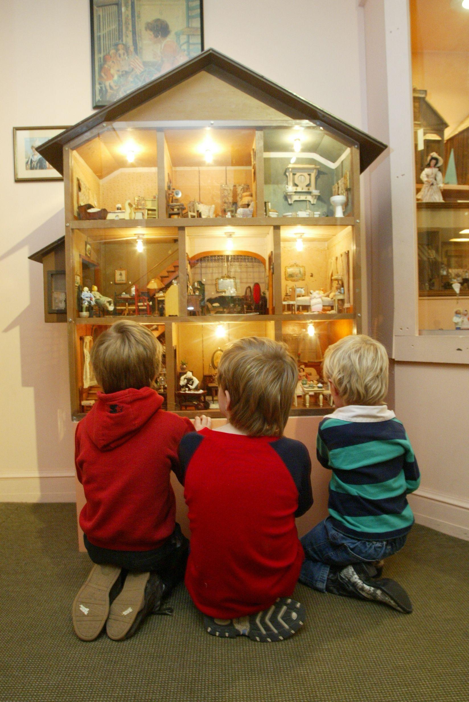 Toy and Miniature Museum   Kansas, Kansas city, City