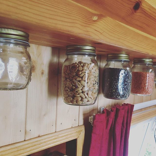 Photo of For muesli, pasta, five etc? #musli #noodles #vanlife
