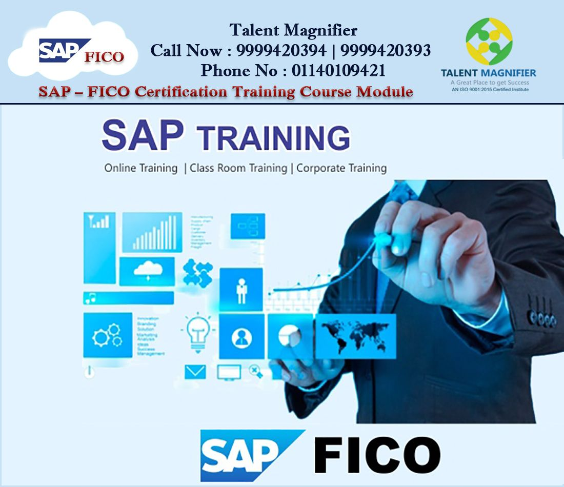 SAP FICO #consultants #certification #Training #courses in #Noida