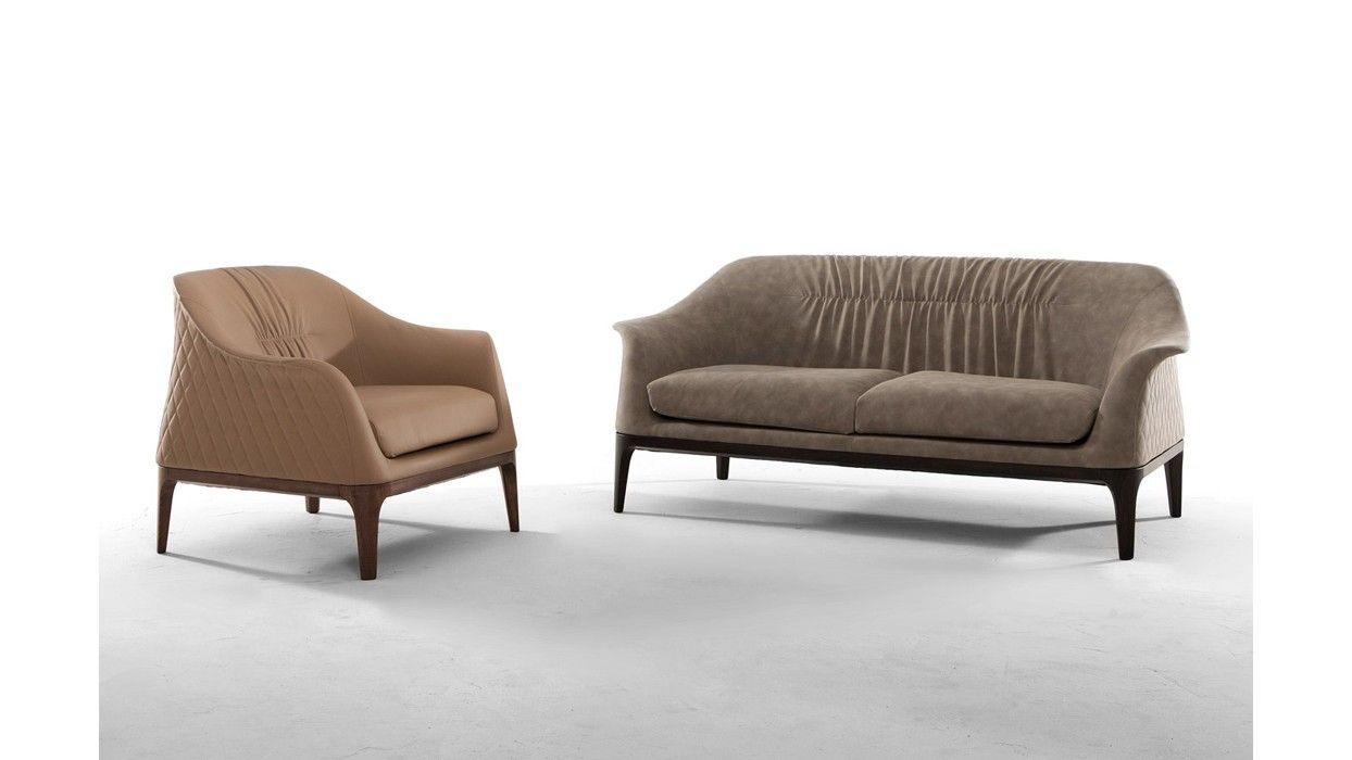 Petit fauteuil tonin casa mod le tiffany arredare moderno for Moderno furniture