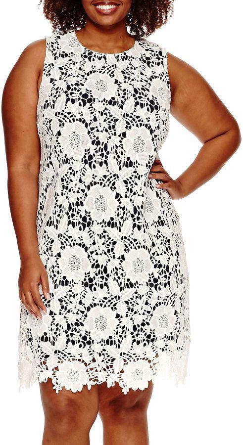 Ronni Nicole Plus Size Dresses