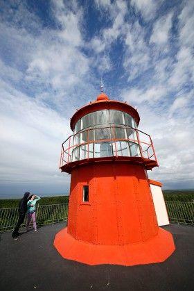 Kõpu lighthouse observation deck, Hiiumaa island, Estonia