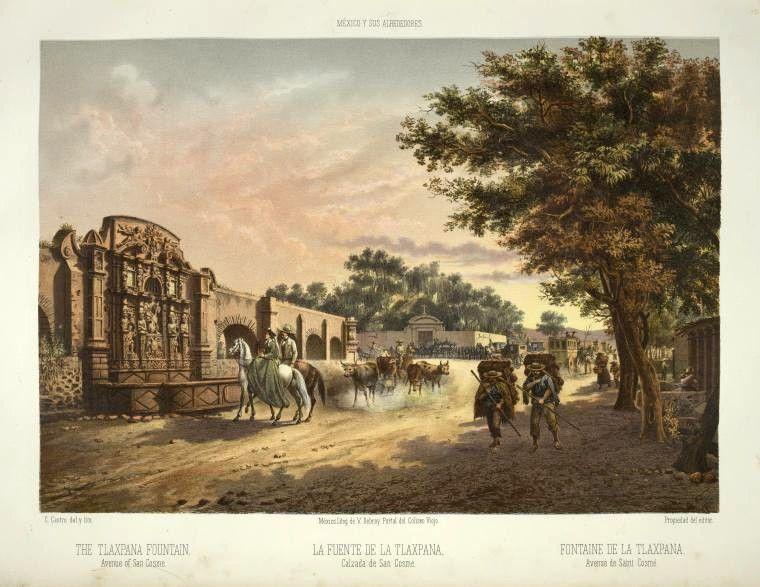 Imagenes de Mexico antiguo