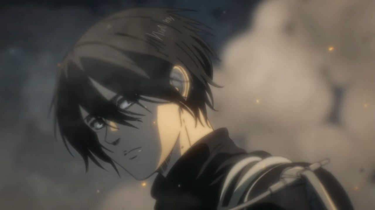 Detail Pertama Attack On Titan The Final Season Dan Chronicle Di 2020 Jujutsu Historia Studio Animasi