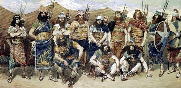 David And His Mighty Men