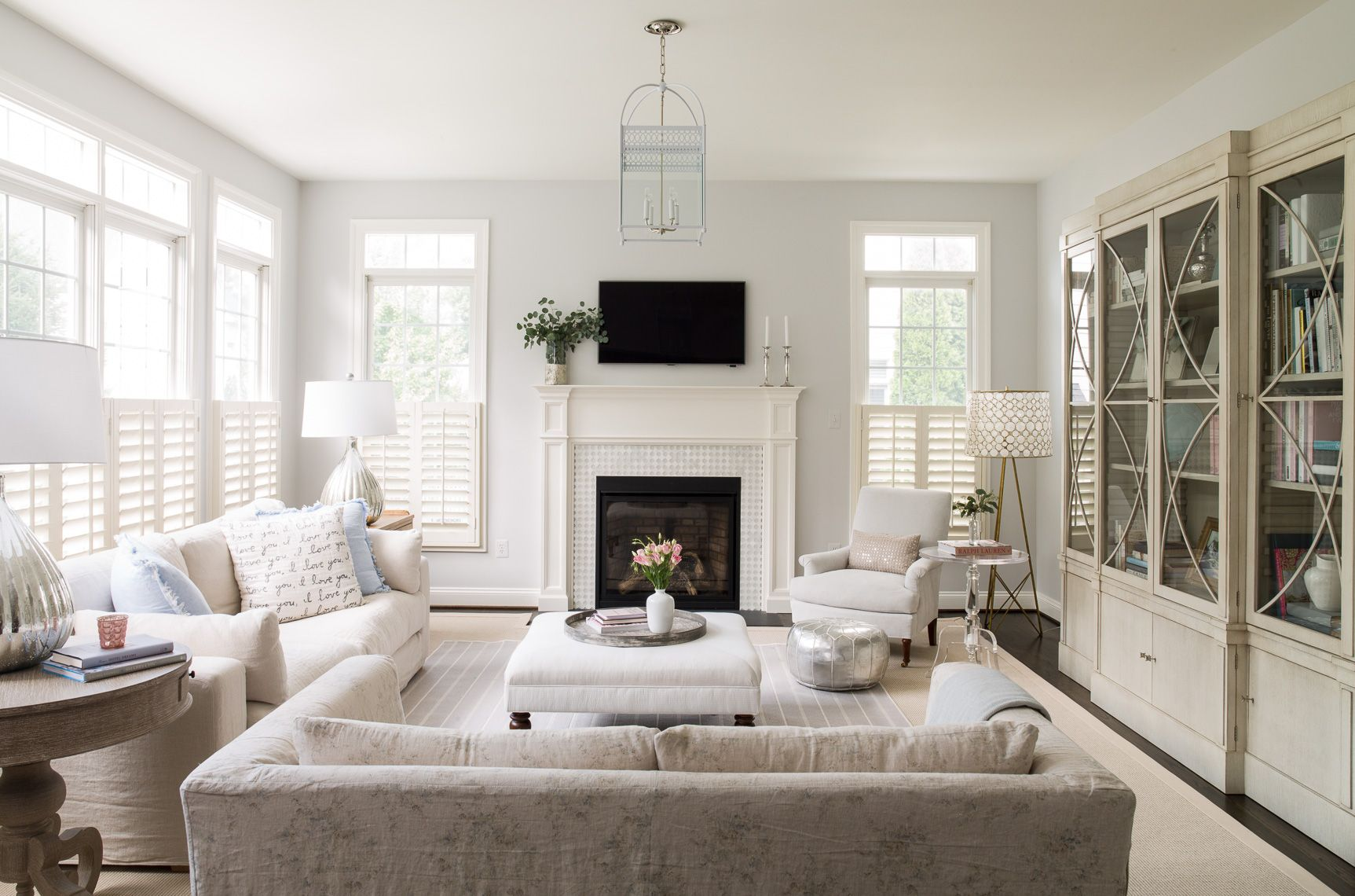 Plantation Shutters: Design Ideas + Inspiration   Interiors, Living ...