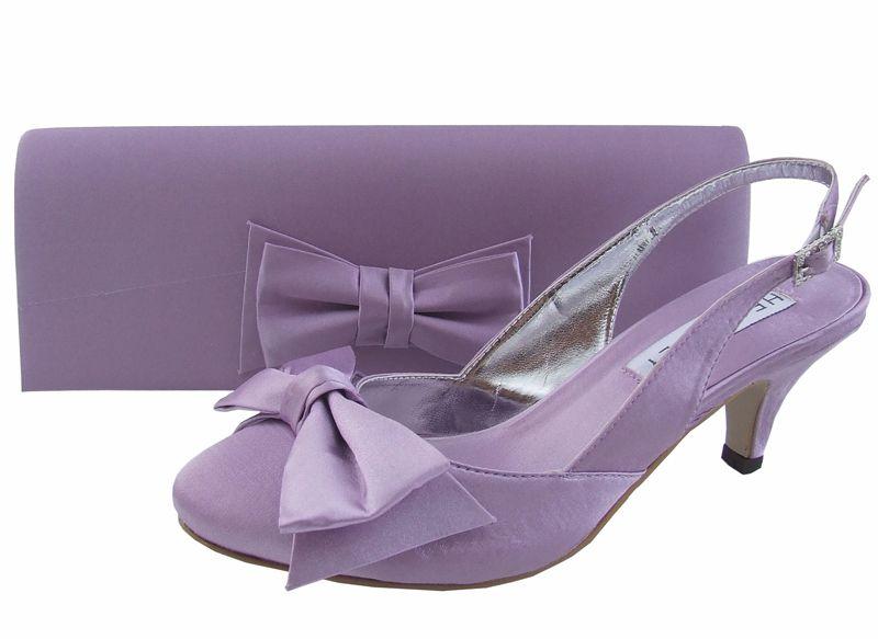caedd49ed9e Lilac Ladies Shoes