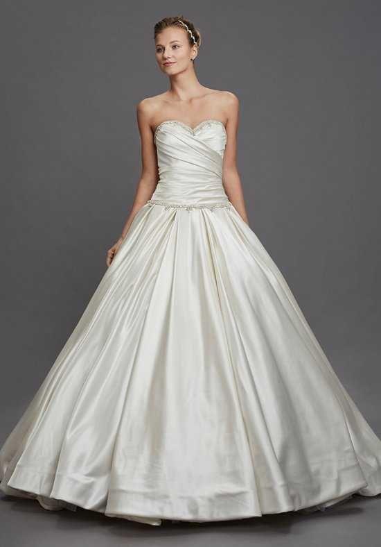 Pnina tornai for kleinfeld 4167 ball gown wedding dress wedding pnina tornai for kleinfeld 4167 ball gown wedding dress junglespirit Gallery
