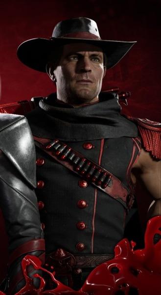 Erron Black Tumblr Mortal Kombat Characters Mortal Kombat Games Mortal Kombat