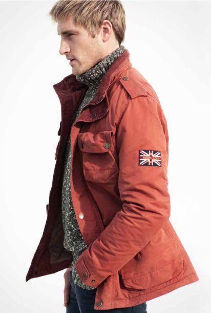 Henri lloyd durham jacket