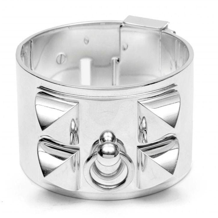 Hermes Silver Bracelet Google Search