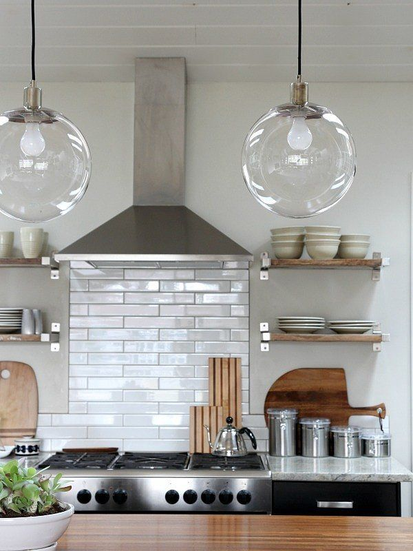 An Easy Trick For Keeping Light Fixtures Sparkling Clean Glass