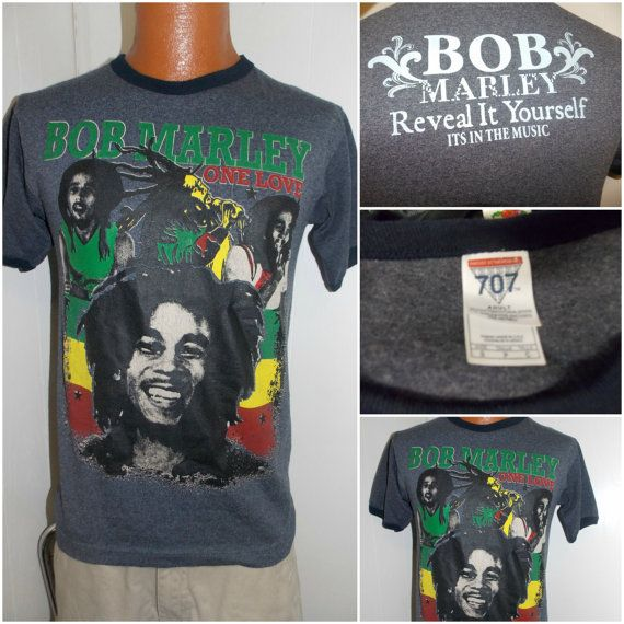 Bob Marley One Love Reveal It Yourself Its by PfantasticPfindsToo