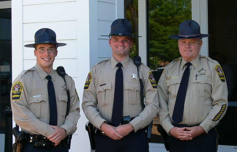 Goochland County Sheriff's Office Sheriff office, County