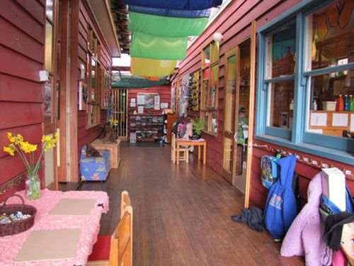 Reggio Playground Outdoor Play Spaces